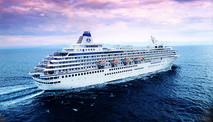 11 Days Rome Roundtrip with Crystal Cruises