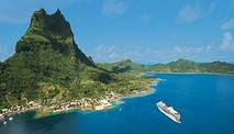 7 Nights Tahiti and Society Islands with Paul Gauguin Cruises